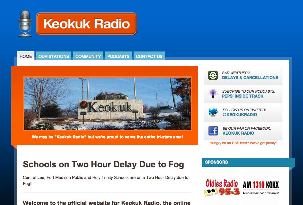 Keokuk Radio