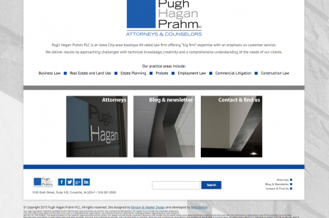Pugh Hagan Praghm